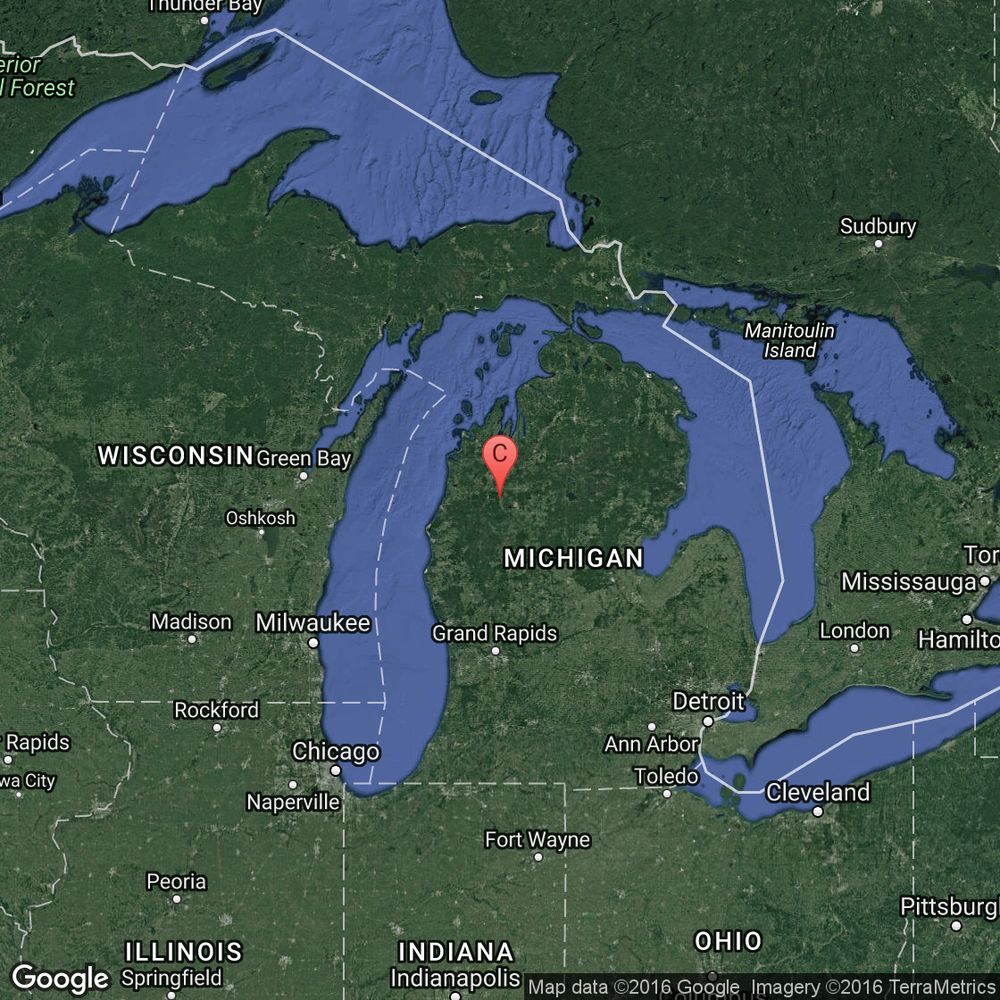 Remote Rustic Campgrounds In Michigan Usa Today