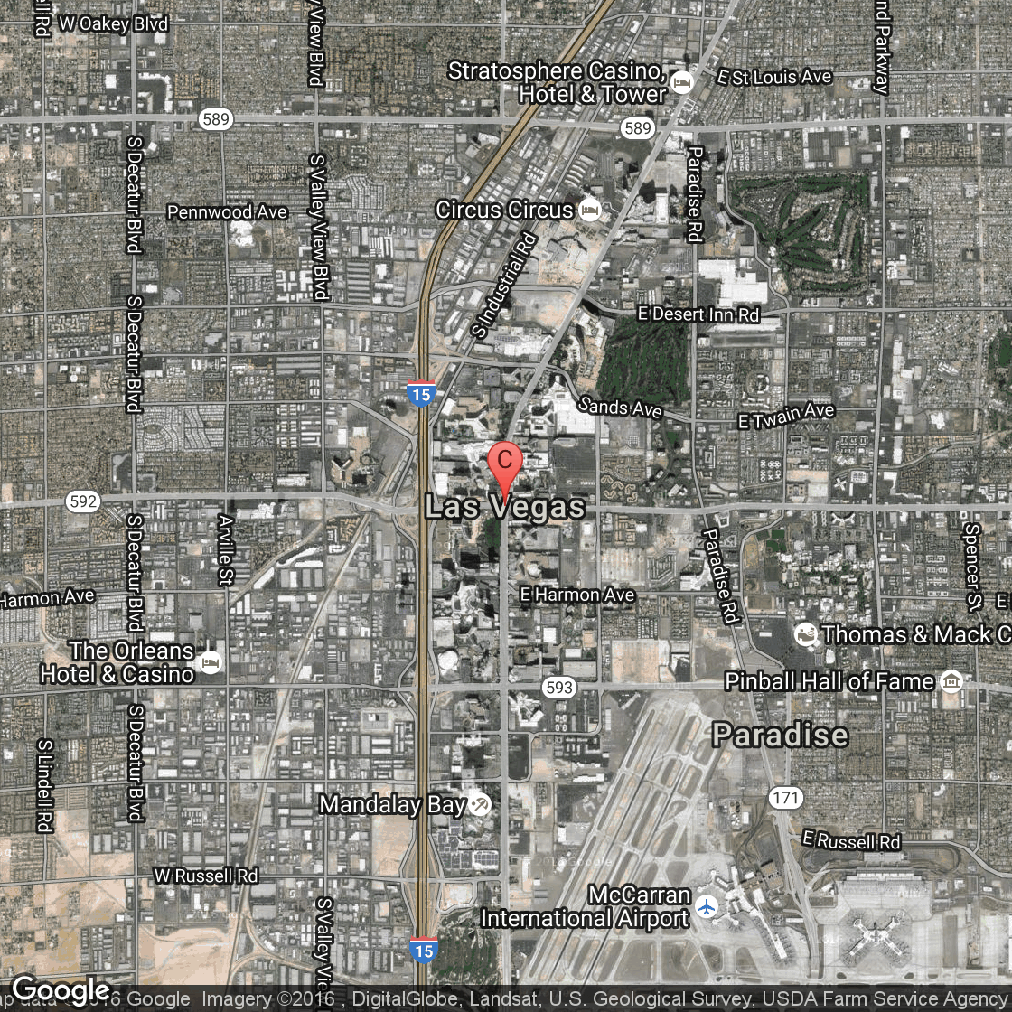 How to Get to the Silverton Casino From the Las Vegas ...