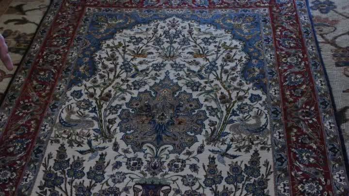 Video Persian Rug Symbols Ehow
