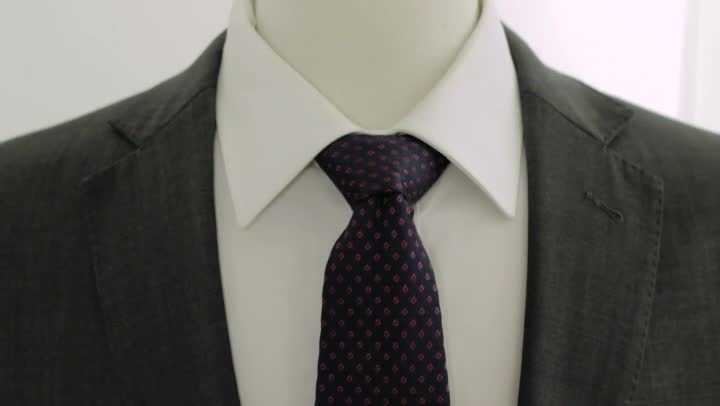 How To Tie A Tie The Doublewrap Double Windsor Knot