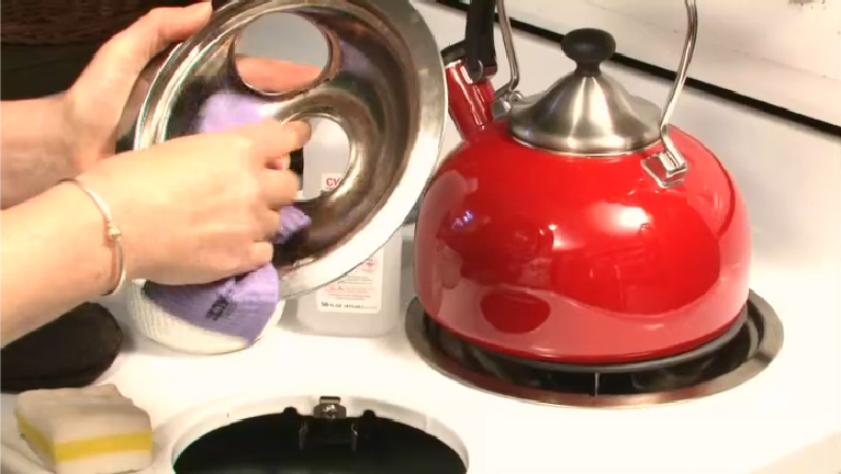 Video How To Clean A Stove With Stuck Grease Ehow