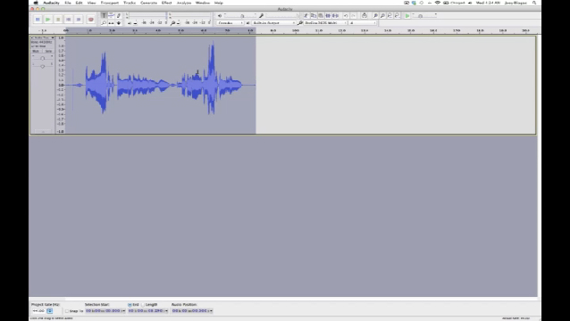 video how to get reverb in audacity ehow. Black Bedroom Furniture Sets. Home Design Ideas