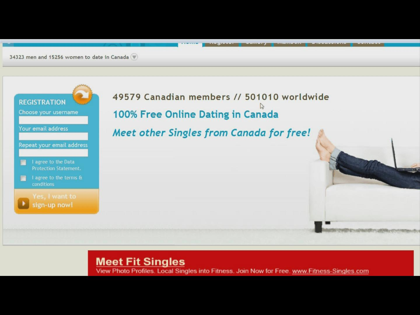 Paid dating sites canada