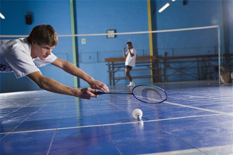 How to Make a Backyard Badminton Court | Home Guides | SF Gate