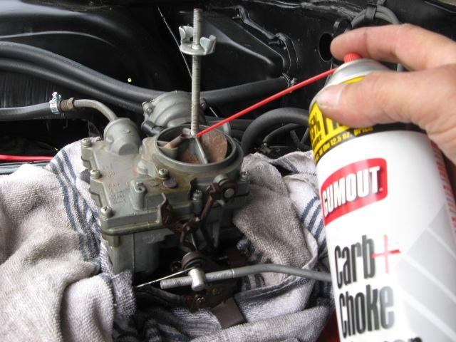 How To Clean A Car Carburetor