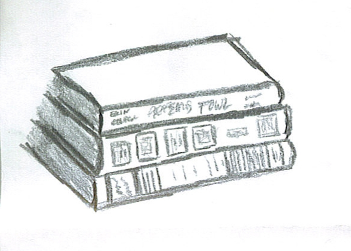 How to Draw Books | eHow