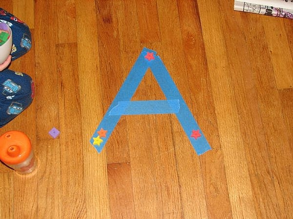 letter a projects for preschool how to teach letter recognition with activities for 12931