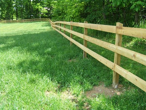 How Building Wooden Horse Fence Animals Mom Me