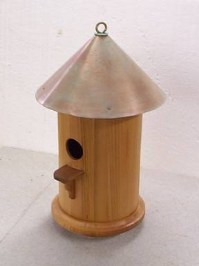 How To Build A Roof For A Round Birdhouse Our Pastimes