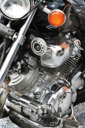 Suzuki Intruder Lower Engine