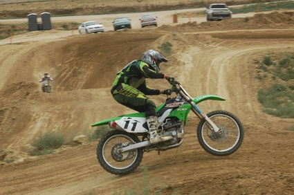 what are the different types of dirt bikes