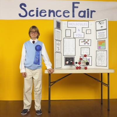 what are some good science fair projects for 8th graders