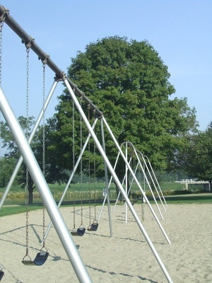 Do it yourself galvanized steel swingsets our pastimes solutioingenieria Choice Image
