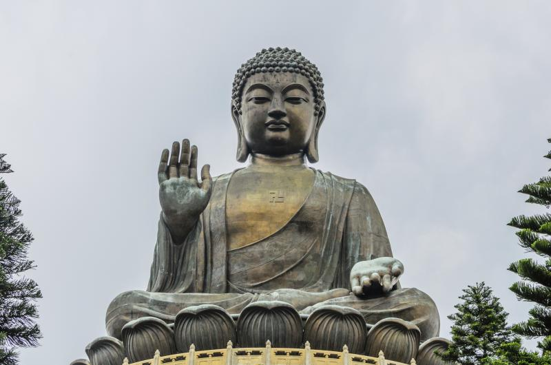 An analysis of buddha