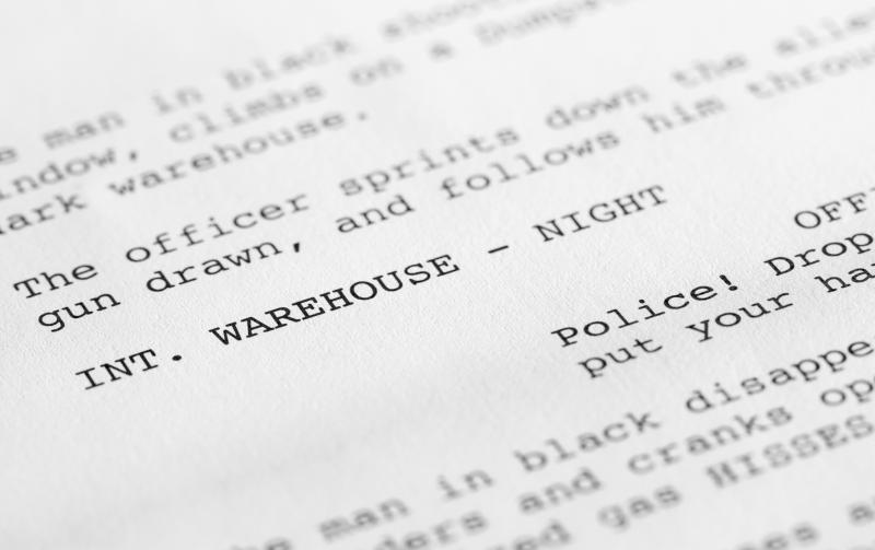 how to write a movie script  the pen and the pad
