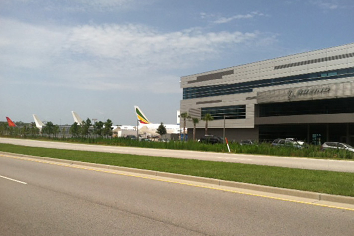 Boeing Delivery Center