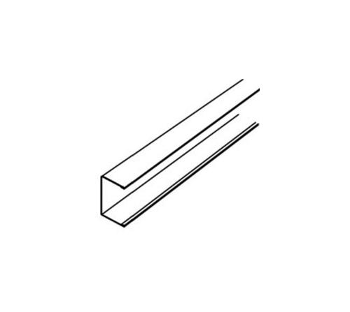 10 ft x 15/16 in x 1 15/16 in x 15/16 in Armstrong Channel Molding - 7830