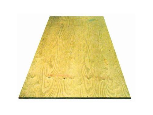 3/4 in x 4 ft x 8 ft Pressure Treated Plywood
