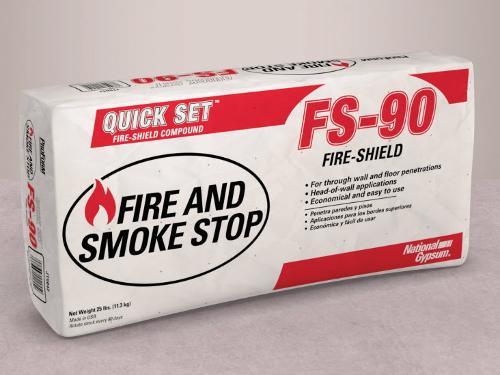 National Gypsum ProForm BRAND FS-90 Fire-Shield - 25 lb Bag
