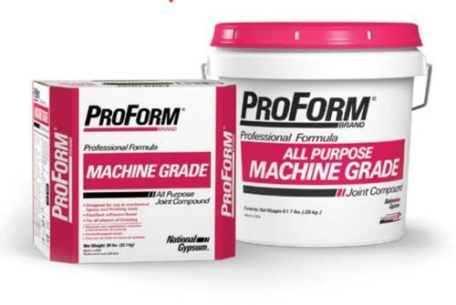 National Gypsum ProForm BRAND All Purpose Machine Grade Joint Compound  - 5 Gallon Pail