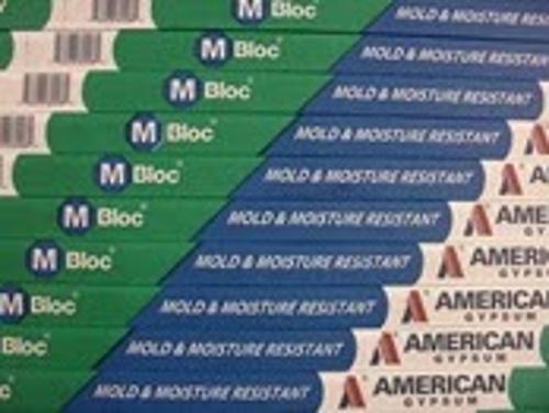 1/2 in x 4 ft x 12 ft American Gypsum M-BLOC Gypsum Panels