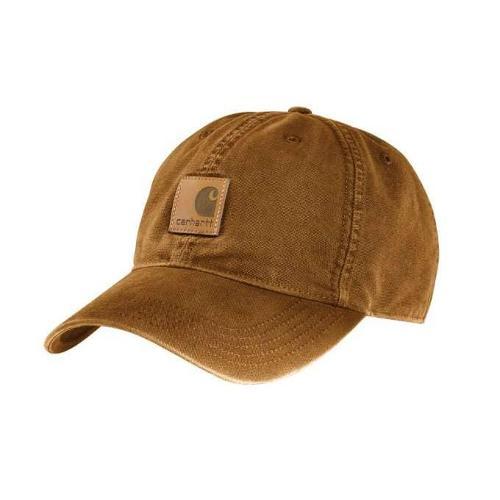 Carhartt Mens Odessa Hat - Carhartt Brown