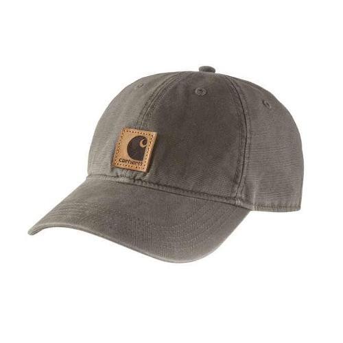 Carhartt Mens Odessa Hat - DriftWood