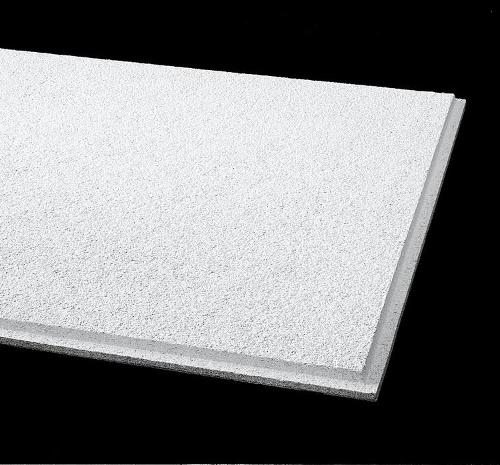 3/4 in x 2 ft x 2 ft Armstrong Cirrus 15/16 in Angled Tegular Panel - 584CR