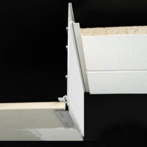 10 ft x 10 in Armstrong Axiom Transitions Straight Trim - AXTR10STR