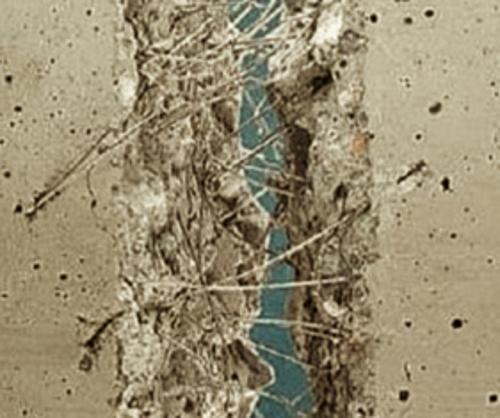 3/4 in Concrete Reinforcing Fiber - 1 lb