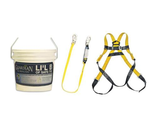 Guardian Fall Protection Little Bucket of Safe-Tie - XL