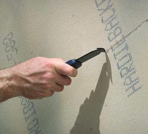 1/2 in x 4 ft x 8 ft JamesHardie HardieBacker 500 Cement Board