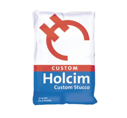 Holcim Custom Stucco Cement Mix - 80 lb