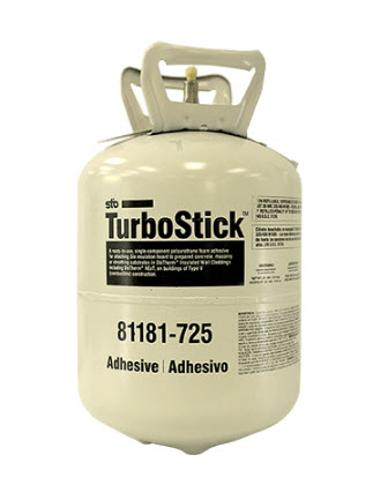 Sto Corp 81181 TurboStick Foam Adhesive - 23 lb Cylinder