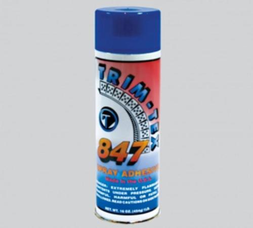 Trim-Tex #847 Spray Adhesive - 16 oz Can