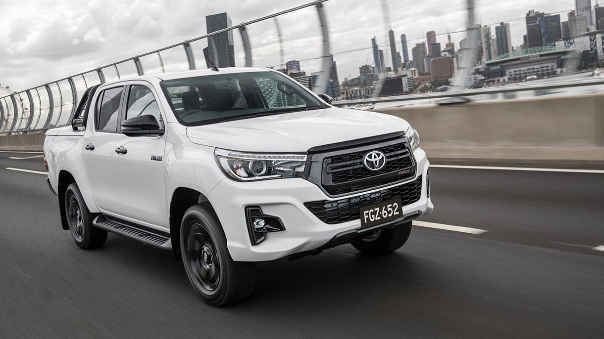 New Hilux Rogue