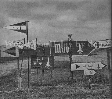 Philippe_german_minefield_markers