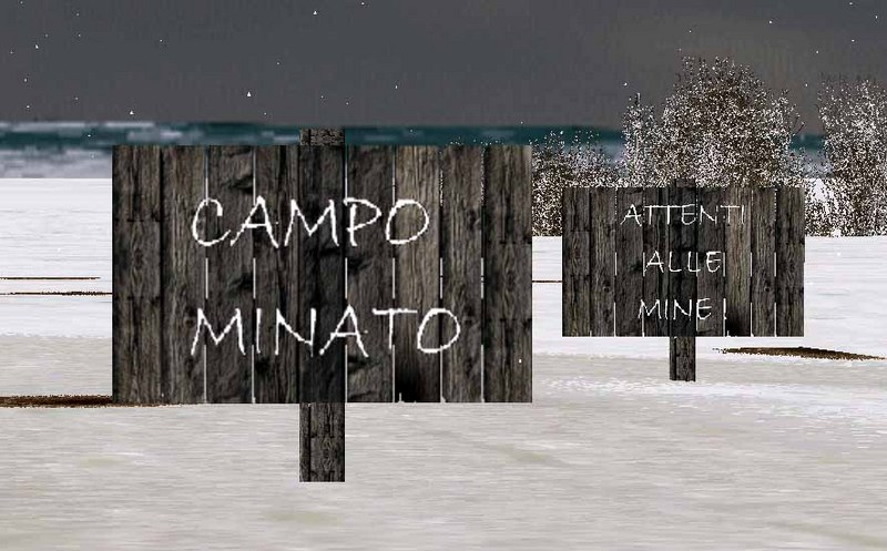 Philippe_italian_minefield_marker