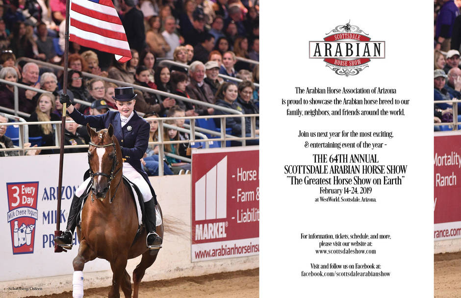 Scottsdale Arabian Horse Show :: Arabian Horse Association of Arizona