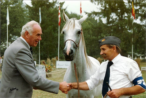 Ignacy Jaworowski with Emigrant (1992)