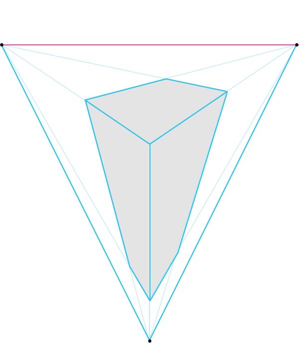 Gambar Teknis Untuk Pemula Three Point Perspektif Lkkl Community