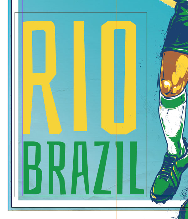 Create A Retro World Cup Poster In Adobe Indesign Tuts