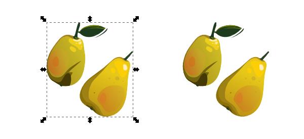 Inkscape: Duplicar, Clonar O Copiar Y Pegar