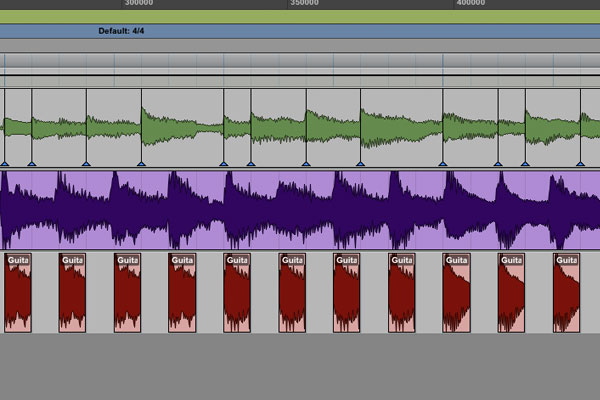 home recording studio for begginers. tips hints ect - Magazine cover