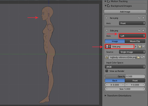 Female Character Modeling In Blender Part 4 : Step