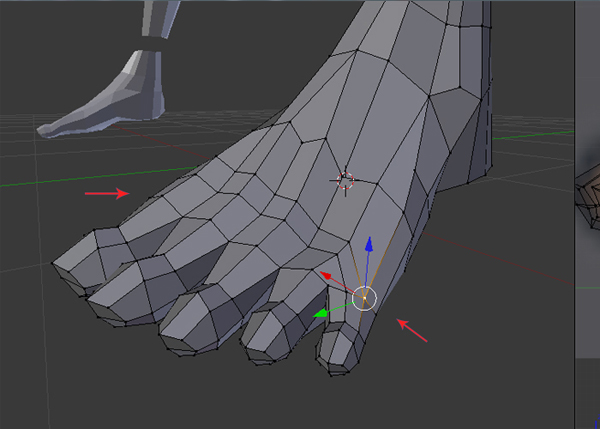 Female Character Modeling In Blender Part 6 : Conclusion