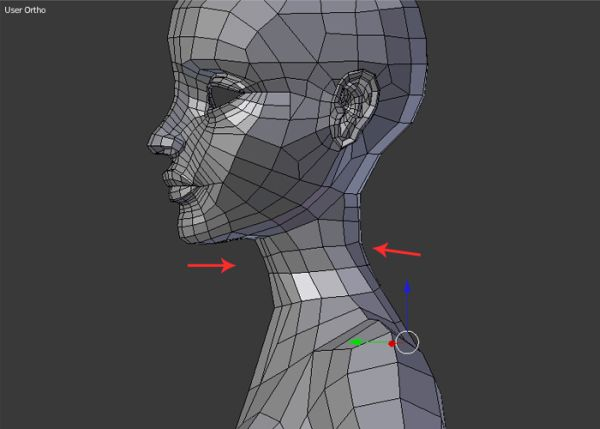 Female Character Modeling In Blender Part 4 : Conclusion