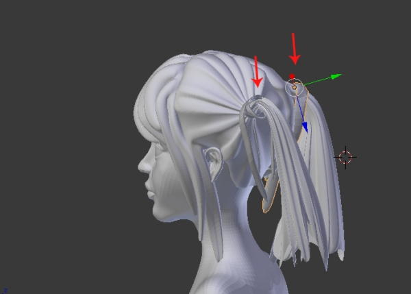 Female Character Modeling In Blender Part 5 : Conclusion