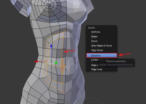Female Character Modeling In Blender Part 6 : Female character modeling in blender part tuts d