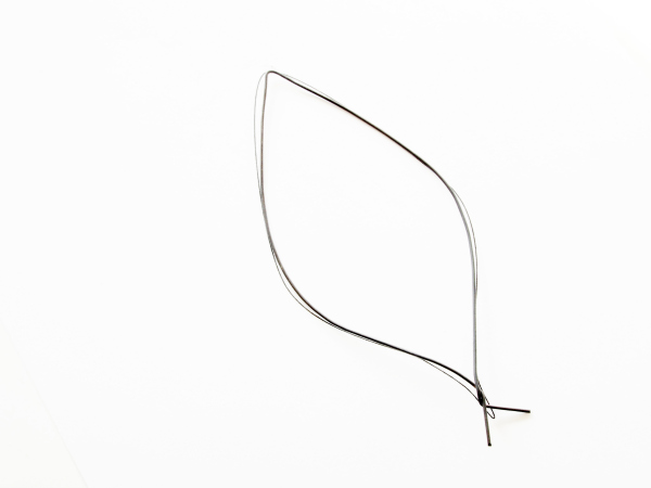 Tự chế chụp đèn hoa tuylip từ vải sợi - 3